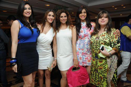 9. Vahbiz Dorabji, Shilpa Agnihotri, Tanaz Bhaktiyaar, and Delnaz DSC_6595