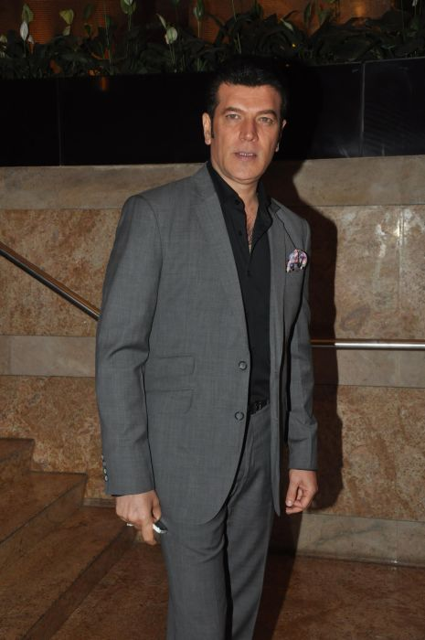 Aditya Pancholi at the Launch of Jai Maharashtra News Channel at Grand Hyatt