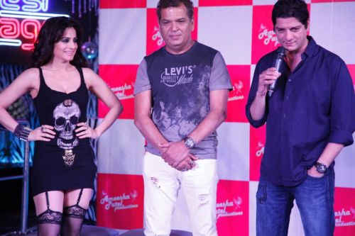 Ameesha Raju Khan & DJ Aqeel