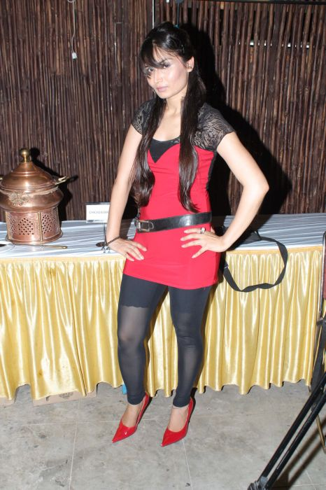 Gauri Khan At The City That Never Sleeps Party