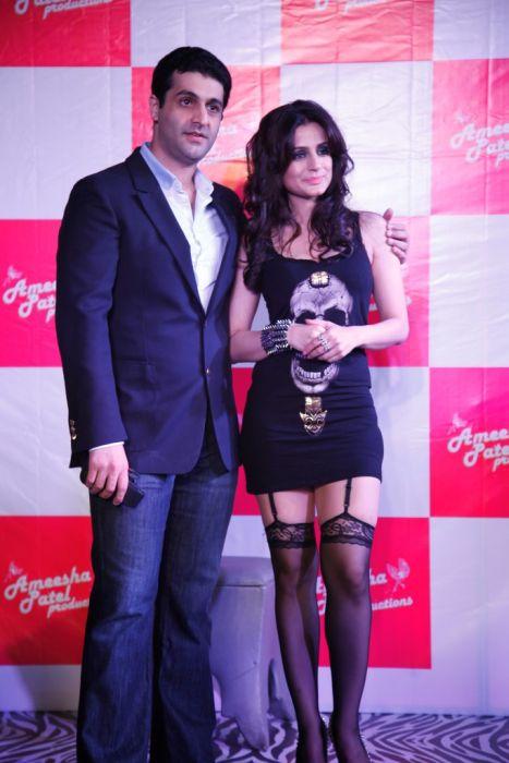 Kuunal Goomer & Ameesha