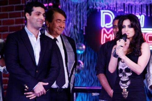Kuunal Goomer, Randhir Kapoor & Ameesha Patel