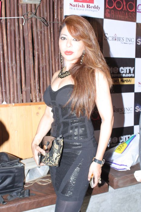 Laila Khan At The City That Never Sleeps Party1