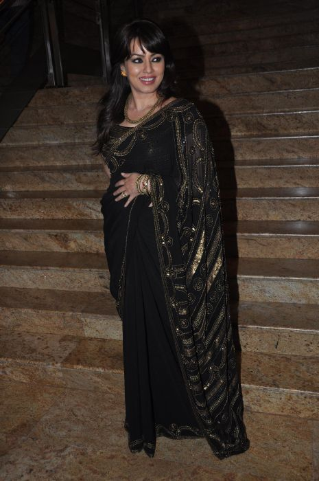 Mahima Chaudhary at the Launch of Jai Maharashtra News Channel at Grand Hyatt