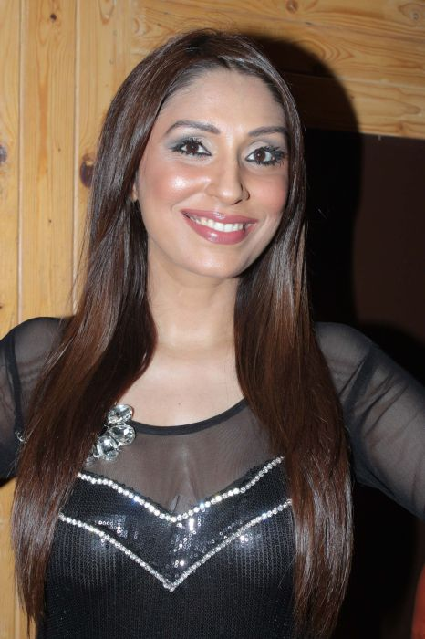 Pooja Misrra At The City That Never Sleeps Party1