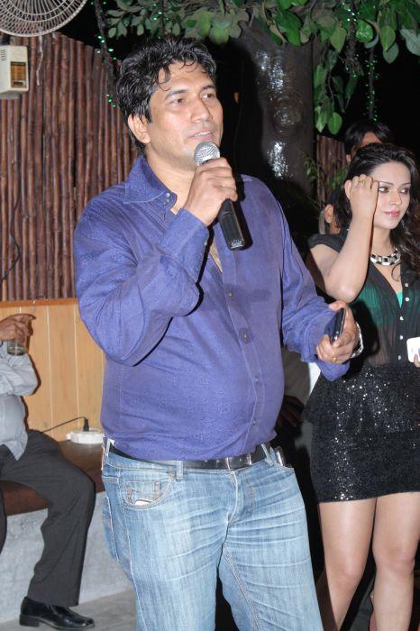 Producer Satish Reddy