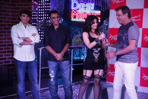 Sanjay Gadhavi, Ameesha Patel & Raju Khan