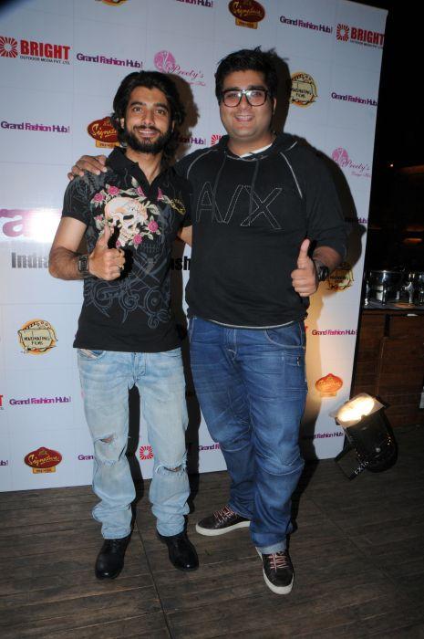 Sharad & Prateek