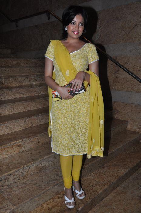 Tanushree Dutta at the Launch of Jai Maharashtra News Channel at Grand Hyatt