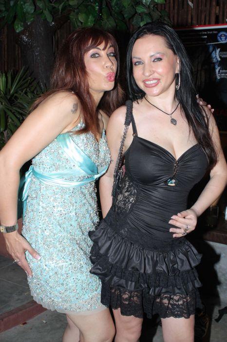 Vandena Vadera With Nataliya Kozhenova