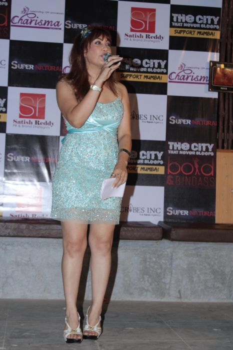Vandena Vadhera At The City That Never Sleeps Party