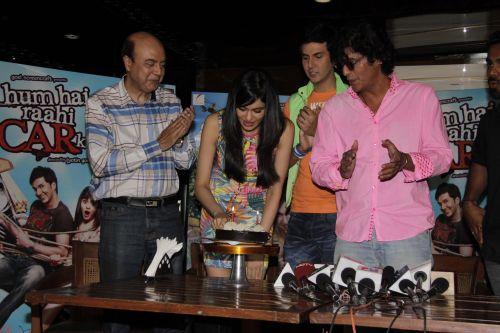 10. Adah Sharma Celebrating her Birthday with Jyotin Goel, Dev Goel and Chunky Pandey _MG_1343