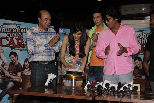 10. Adah Sharma Celebrating her Birthday with Jyotin Goel, Dev Goel and Chunky Pandey _MG_1343