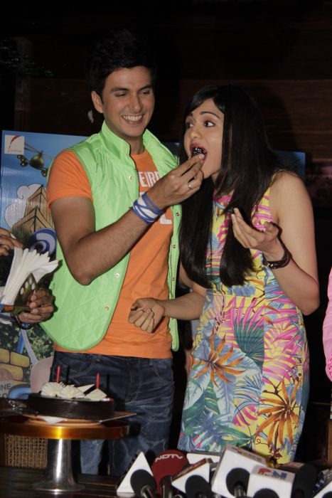 11. Dev Goel and Adah Sharma _MG_1379