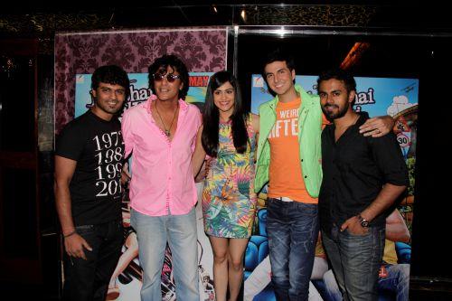 9. Sangeet Haldipur (Music Director) Chunky Pandey, Adah Sharma, Dev Goel  & Siddharth Haldipur  (Music Director)  1046