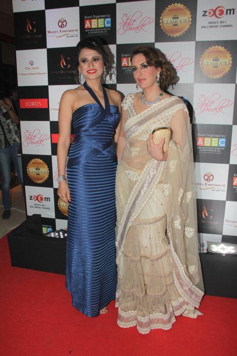 3. Bulbeer Gandhi  with Priya Kataria Puri _MG_0528