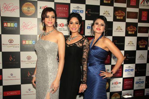 6. Amita Motwani, Tanya Malik with Bulbeer Gandhi  _MG_0174