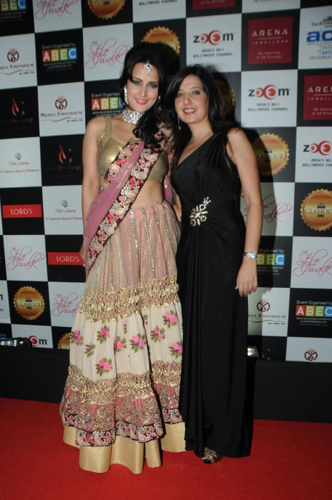 8. Amy Billimoria with Tulip Joshi DSC_4627
