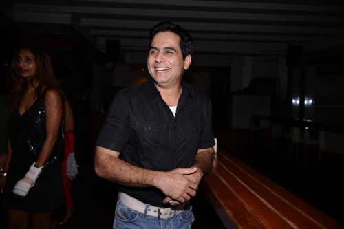 Aman Verma Laughing