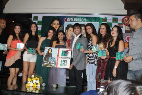 manjari phadnis Bruna Abdullah Kainaat Arora Lalitya Munshaw Vivek Oberoi karishma Tanna Maryam Zakariya and Sonali Kulkarni at event1