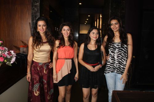 manjari phadnis Bruna Abdullah Maryam Zakariya and Sonali Kulkarni 1 at event