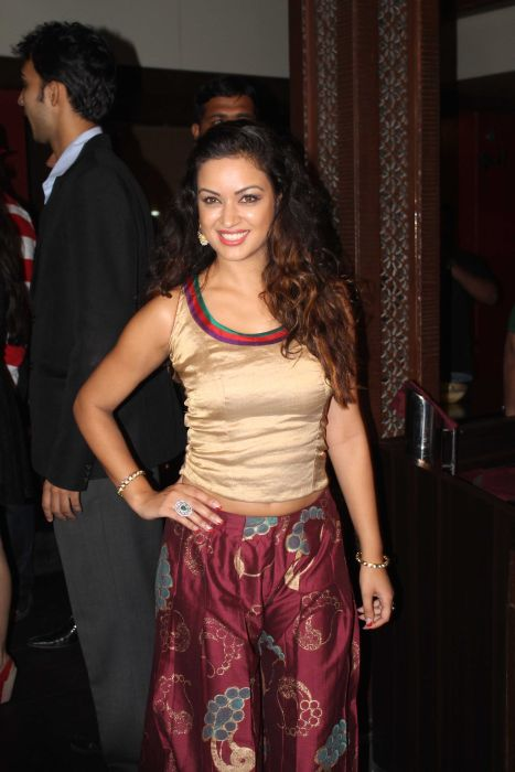 Maryam Zakariya at event