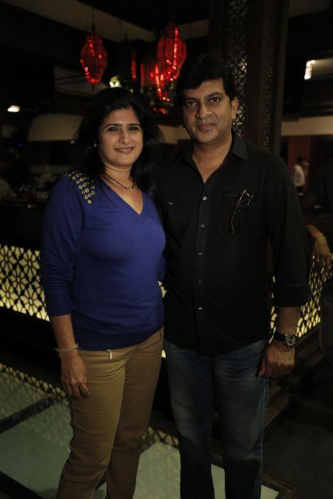 Producers Mrs. Shalini Thakare n Mr.Jeetendra Thakare