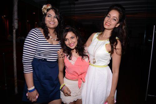 Tanya abrol,Chitrashi Rawat and vidhya malvade