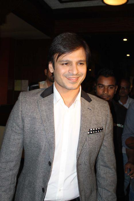 Vivek Oberoi at event