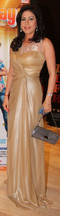 Amrita Raichand at Baat Bann Gayi premiere