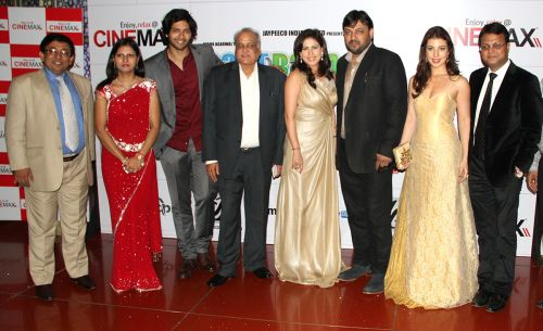 Baat Bann Gayi cast & crew at the premiere of the film 1