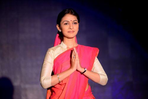 Kirti Nagpure on the launch Press Conference of Sony Entertainment Television's New Fiction Show Desh Ki Beti...Nandini -1