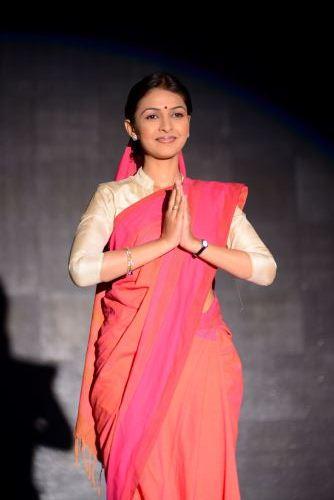 Kirti Nagpure on the launch Press Conference of Sony Entertainment Television's New Fiction Show Desh Ki Beti...Nandini