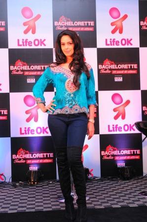 Mallika Sherawat- Life OK show The Bachelorette India- (02)