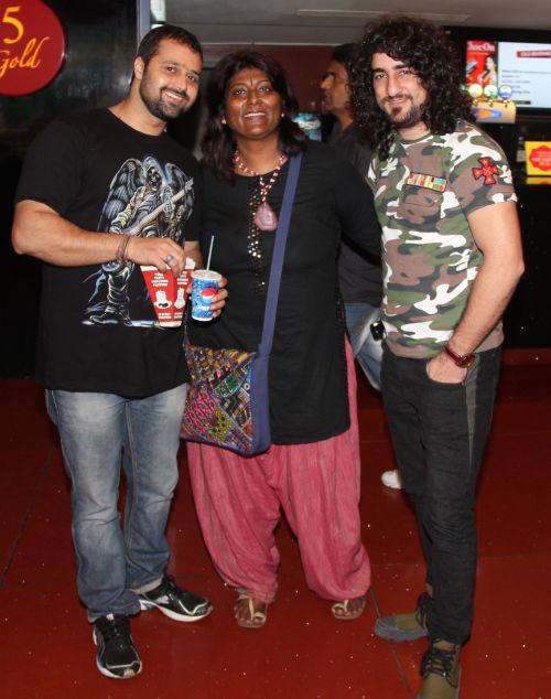 sufi singer mudasir ali, anusha srinivasan iyer and sahil multy khan