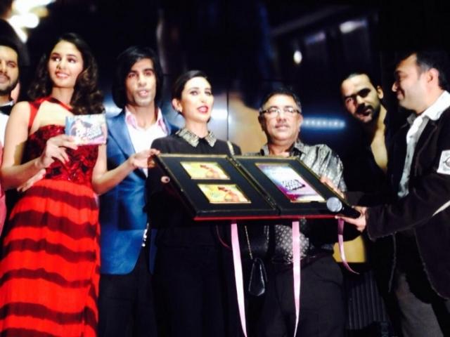 karisma-kapoor-during-music-launch-of-film-karle-pyaar-karle_138729878700