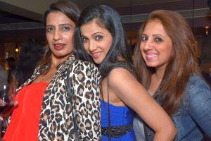 A guest, Shilpa Anand, Munisha Khatwani