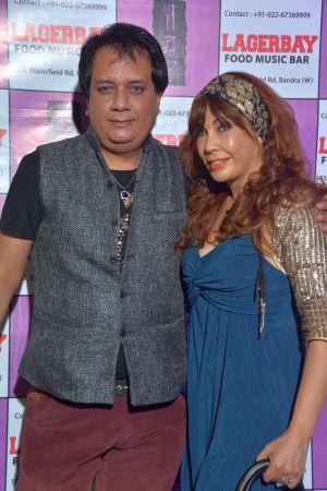 Aryeman Raj, Actor singer Vandana Vadhera