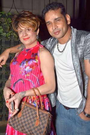 Bobby and Sudip Pandey