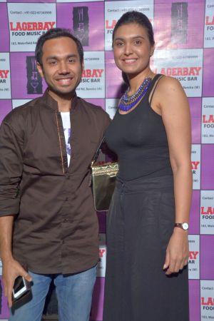 Chef Saransh Goila, Kiran Dhillon