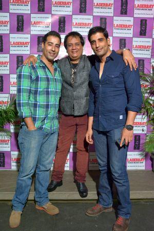 Muzamil Akhtar, Aryeman Raj, Mohsin Akhtar