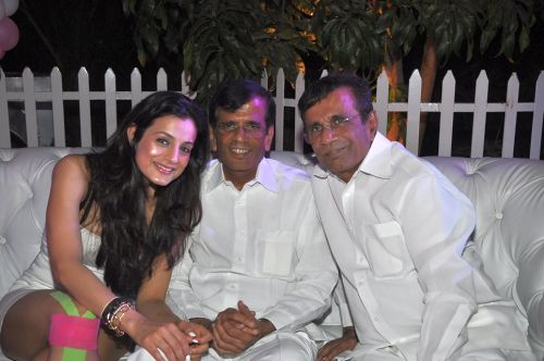 ameesha with abbas mustan