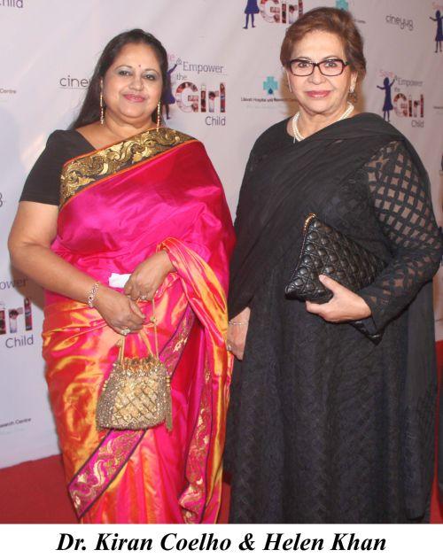 Dr. Kiran Coelho & Helen Khan