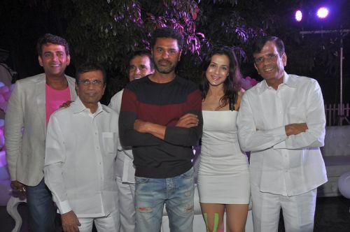 ravi kishan, abbas, hussain, prabhu deva, ameesha, mustan
