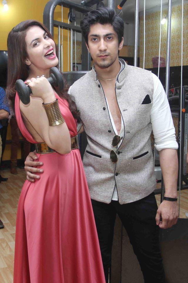 Ankita Shorey & Karan Oberoi