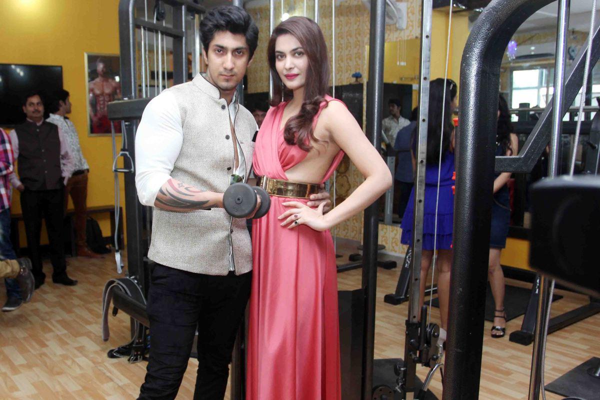 Karan Oberoi & Ankita Shorey