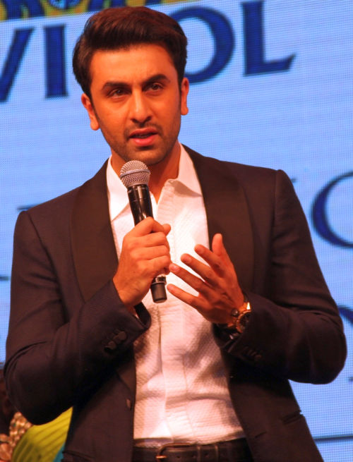 Actor Ranbir Kapoor at 'Caring with Style' Event at NSCI, Worli
