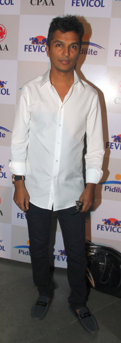 Designer Vikram Phadnis at the Cancer Patients Aid Association's fashion show