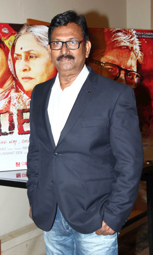 Producer Deepak Sawant