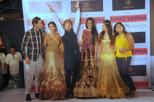 21. Denial Weber, Sunny Leone, Rohhit Verma, Koena Mitra, and Shilpa Marigold  DSC_1348